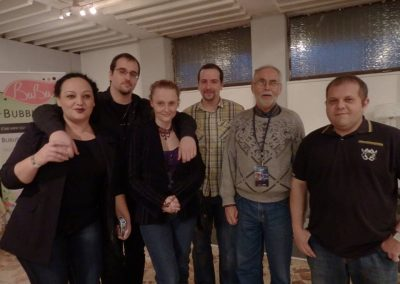 Hungarocon Preyer csapat
