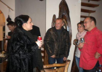 Urbi buli, szemben ott az apukám