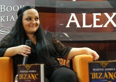 Könyvbemutató Alexandra Pódium
